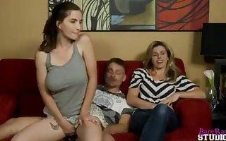 Molly Jane nails her Parent behind Moms back
